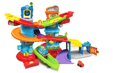VTech® Go! Go! Smart Wheels® Launch & Chase Police Tower™ - English Version - image 2 of 9