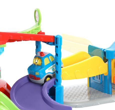 VTech® Go! Go! Smart Wheels® Launch & Chase Police Tower™ - English Version - image 6 of 9