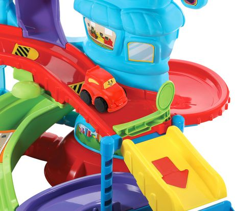 VTech® Go! Go! Smart Wheels® Launch & Chase Police Tower™ - English Version - image 7 of 9