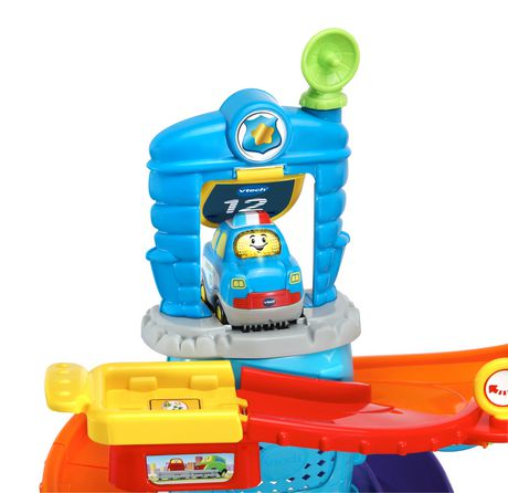 VTech® Go! Go! Smart Wheels® Launch & Chase Police Tower™ - English Version - image 8 of 9