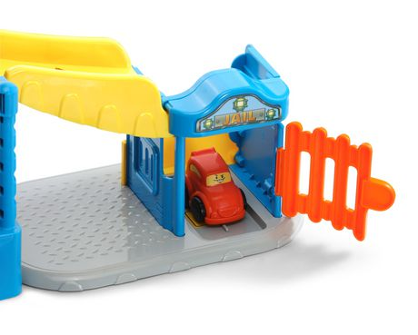 VTech® Go! Go! Smart Wheels® Launch & Chase Police Tower™ - English Version - image 9 of 9