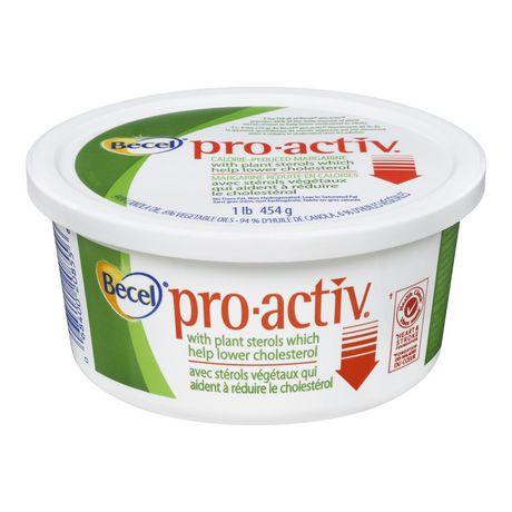 Becel® Pro-Activ Calorie-Reduced Margarine with Plant Sterols - image 1 of 2