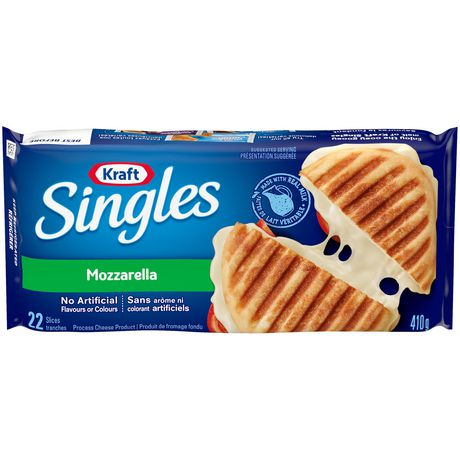 Kraft SinglesSwiss Cheese-Slices - image 1 de 1