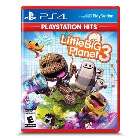 LittleBigPlanet™ 3 (PS4) - image 1 de 1