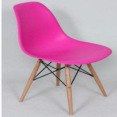 Eiffel Wood Chair In Hot Pink Walmart Canada