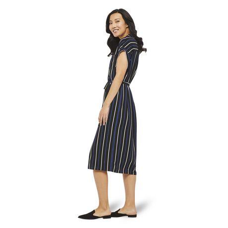 George Women's Midi Shirtdress - image 2 of 5