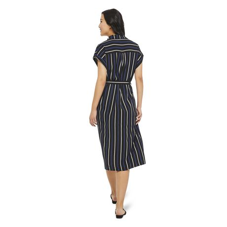 George Women's Midi Shirtdress - image 3 of 5