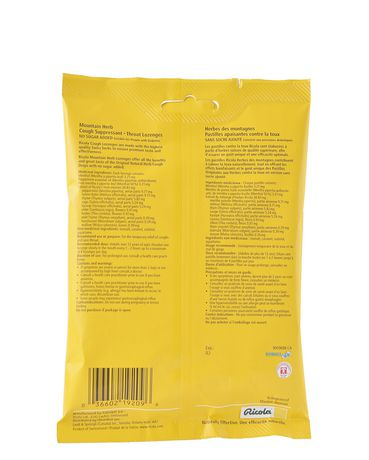 Ricola Mountain Herb Cough Suppressant Throat Drops - image 3 of 6