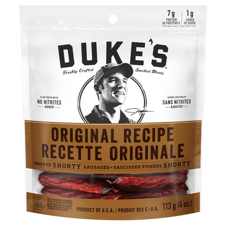 Duke's Smoked Shorty Sausages-Original - image 2 of 3