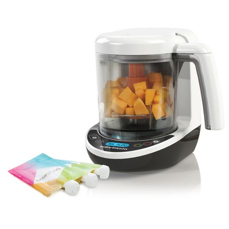 Baby Brezza® One Step Baby Food Maker Complete - image 2 of 5