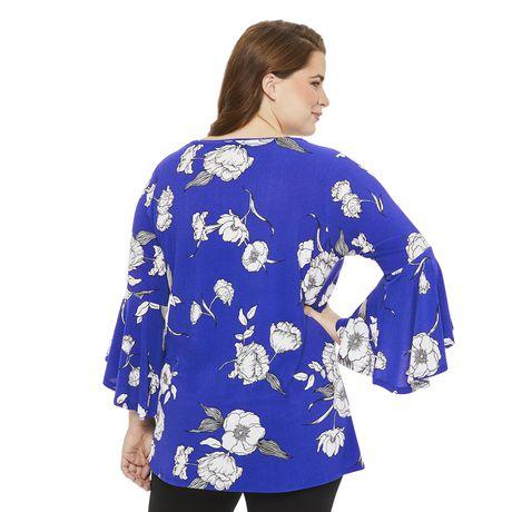 T-shirt à mancherons George Plus pour femmes - image 3 de 6