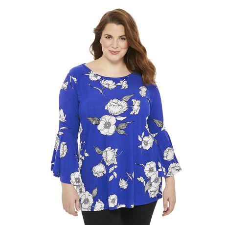 T-shirt à mancherons George Plus pour femmes - image 1 de 6