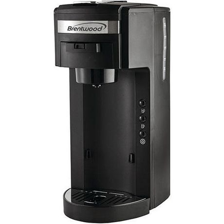 single serve, k-cup coffee maker by brentwood at walmart.ca ...