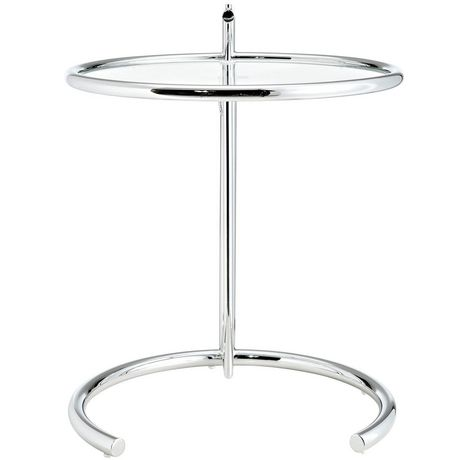 Plata Import Eileen Grey End Table - image 3 of 5