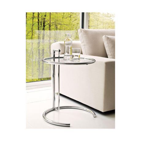 Plata Import Eileen Grey End Table - image 5 of 5