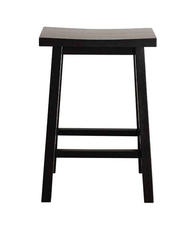 hometrends 24 inch Height Saddle Stool - image 2 of 2