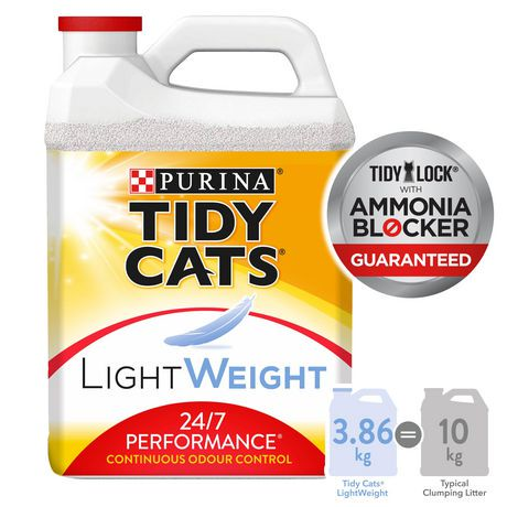 tidy cat litter purina 174 tidy cats lightweight 24 7 performance clumping 10647