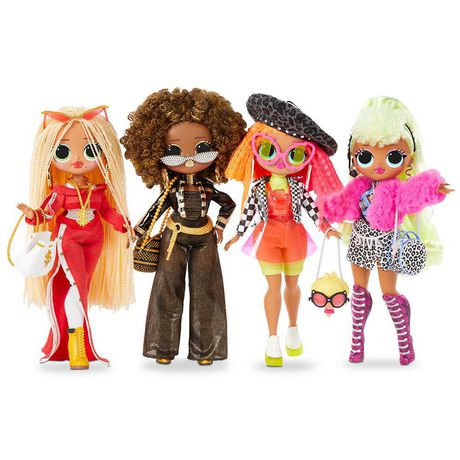 L.O.L. Surprise! O.M.G. Neonlicious Fashion Doll with 20 Surprises - image 9 of 9