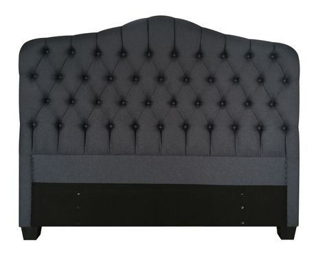Primo International Lynx Upholstered Headboard with Diamond Tufting - image 1 of 2