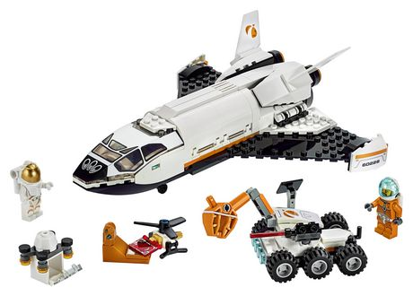 LEGO® City Mars Research Shuttle 60226 Building Kit (273 Piece) - image 3 of 6