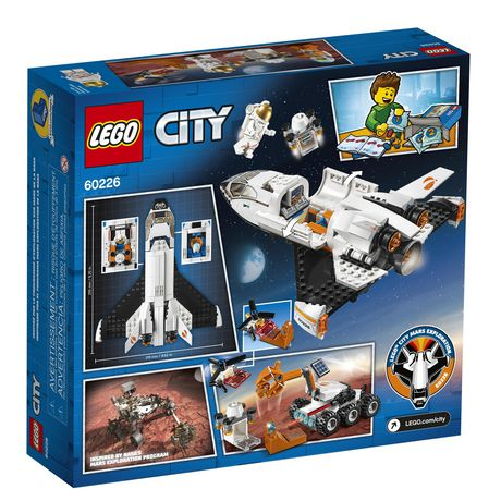 LEGO® City Mars Research Shuttle 60226 Building Kit (273 Piece) - image 6 of 6