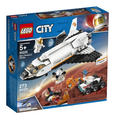 LEGO® City Mars Research Shuttle 60226 Building Kit (273 Piece) - image 2 of 6