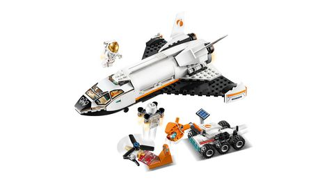 LEGO® City Mars Research Shuttle 60226 Building Kit (273 Piece) - image 4 of 6
