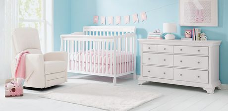 Concord Baby Carson 4-in-1 Crib - image 2 of 2