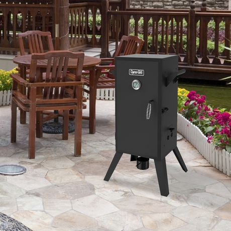 "Dyna-Glo DGU505BAE-D 30"" Analog Electric Smoker - image 2 of 8"