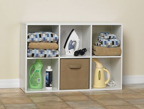 ClosetMaid 6-Cube Organizer - image 1 of 3
