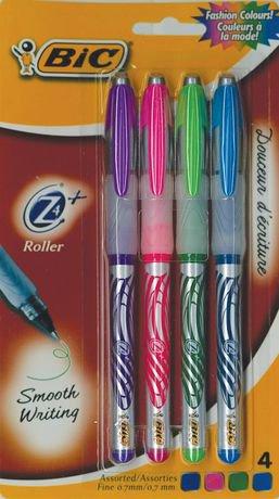 Bic Z4 Fashion Roller Pens Walmart Canada