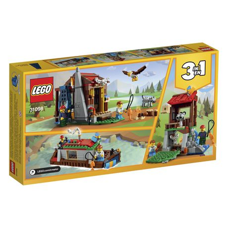 LEGO® Creator 3in1 Outback Cabin 31098 Building Kit (305 Piece) - image 6 of 6