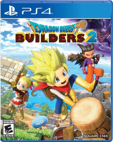 DRAGON QUEST BUILDERS 2 (PS4) - image 1 of 7