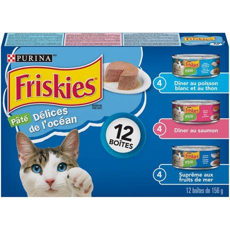 Friskies Ocean Delights Wet Cat Food Variety Pack - image 2 of 3