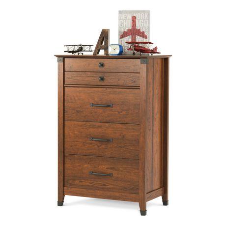 Commode à 4 tiroirs Redmond de Child Craft, Cerisier carrosse - image 1 de 2