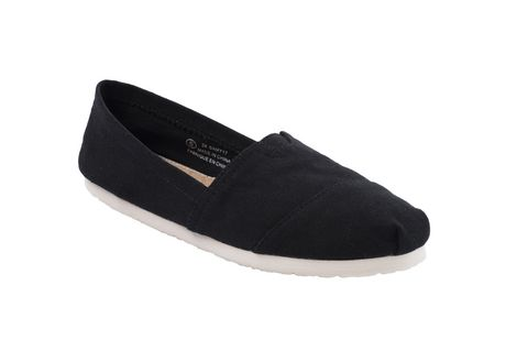 a520538b728 George Women s Canvas Slip-On Shoes - image 1 ...