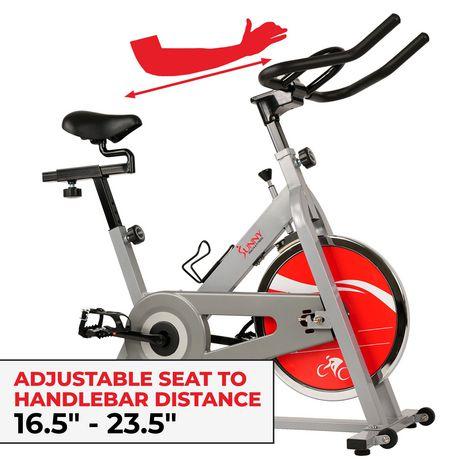 Vélo de cyclisme d'intérieur SF-B1001S de Sunny Health & Fitness - image 6 de 9
