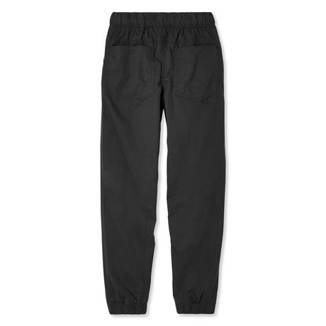 George Boys' Jersey Lined Cargo Pants - image 2 of 2