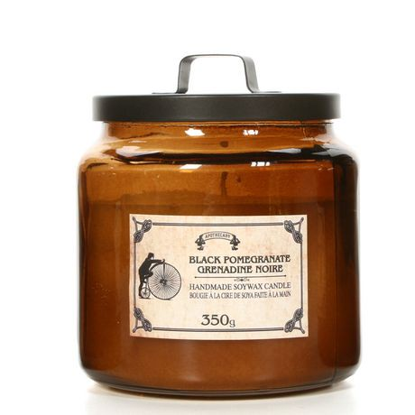 candle jar pomegranate apothecary lid walmart zoom