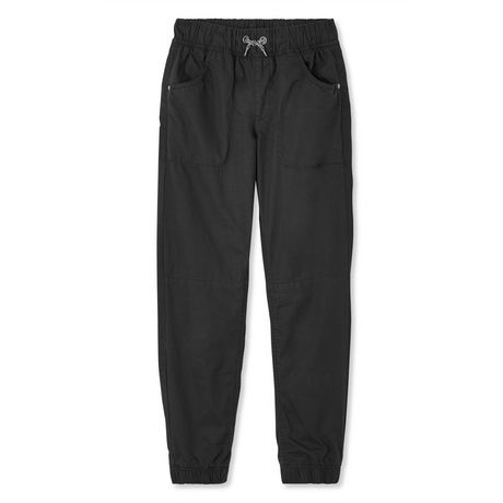 George Boys' Jersey Lined Cargo Pants - image 1 of 2
