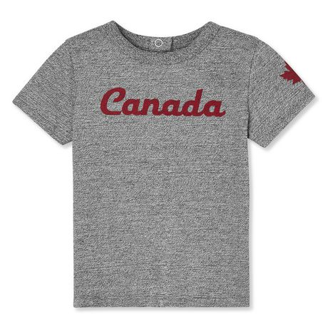 Canadiana Baby Girls' Tee - image 1 of 2