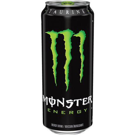 monster energy walmart canada