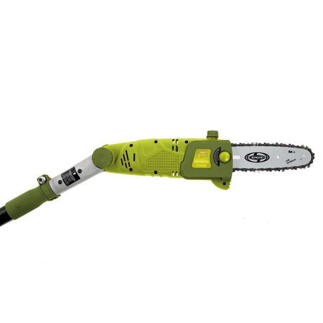 "Sun Joe 8"" 6.5-Amp Multi-Angle Telescopic Electric Pole Chain Saw - image 3 of 9"