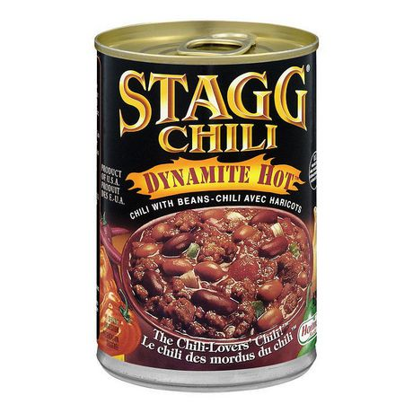 how to cook canned chili