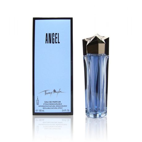 Thierry Mugler Angel Eau De Parfum Spray Refillable For Women 100 Ml