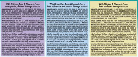 Friskies Tasty Treasures with Cheese Wet Cat Food Variety Pack - image 3 of 4