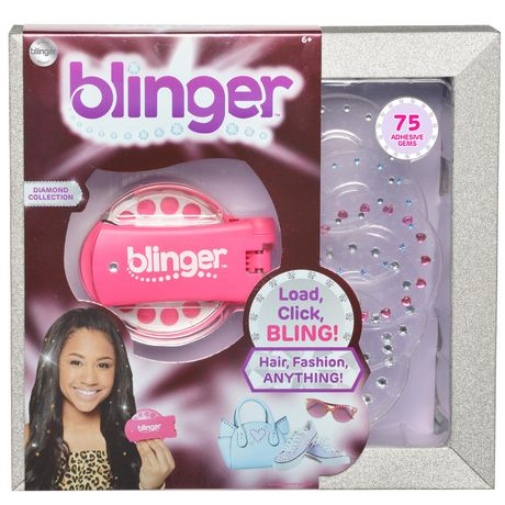 Blinger - Diamond Collection - Pink - image 1 of 1