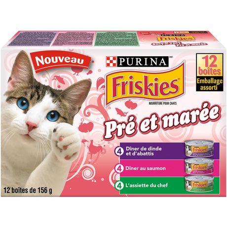 Friskies Surf'n Turf Wet Cat Food Variety Pack - image 2 of 6