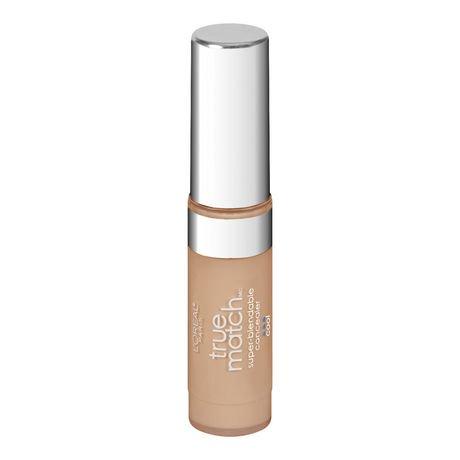 L'Oréal Paris True Match Super Blendable Concealer Warm Concealer ...