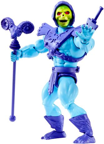 Masters of the Universe Origins Skeletor Action Figure - image 5 of 6